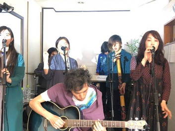 New album発売記念パーティ in cafe Astralis