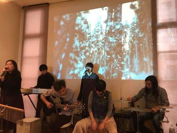 Music Live &Language of light