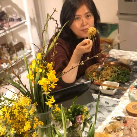 豊かで美味しい春の食卓