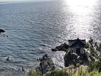 姫島磁場調整2