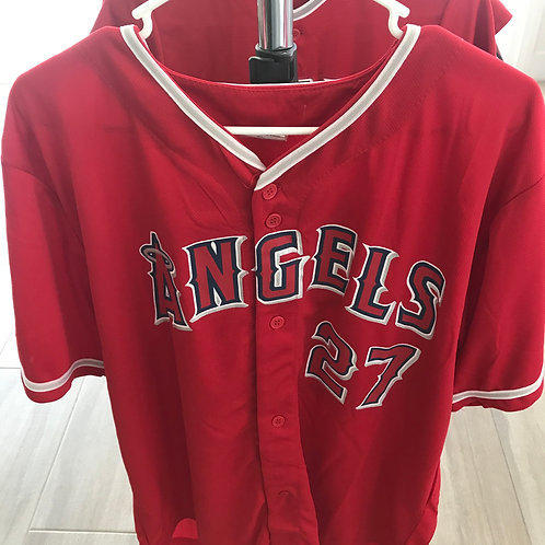 Mike Trout Giveaway Jersey - Adult XL