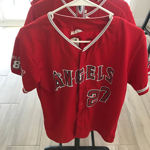 Mike Trout Giveaway Jersey - Youth XL