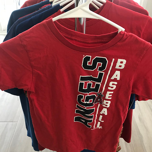 Angels Cotton T-shirt - Youth XS