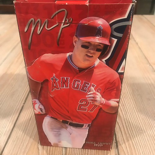Mike Trout bobblehead