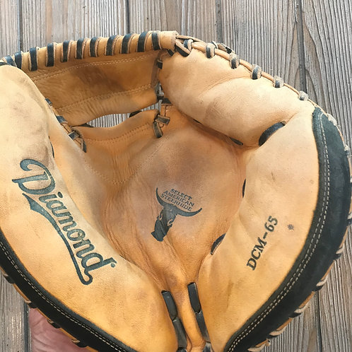 Diamond catchers glove