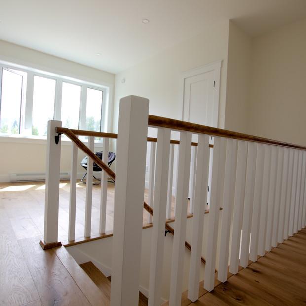 Office upstairs