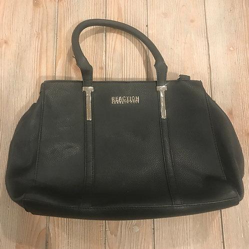Black Kenneth Cole Leather Purse