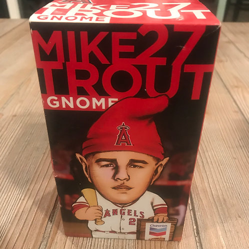 Mike Trout gnome