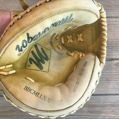 SOLD - McGregor Catchers Glove
