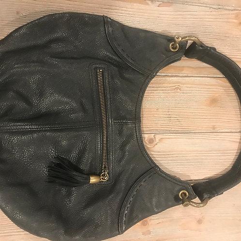 Black GAP Leather Purse