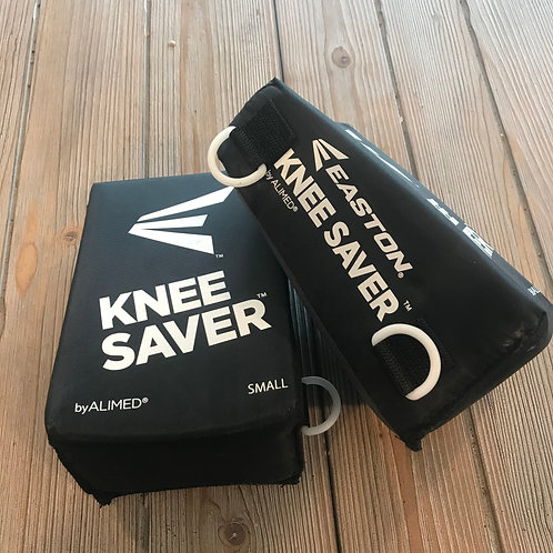 Knee saver for catchers