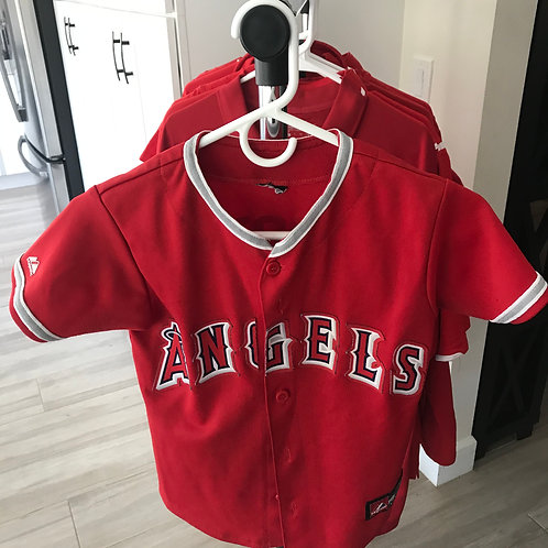 Mike Trout Jersey - Youth Med