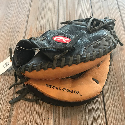 Right-handed catchers glove