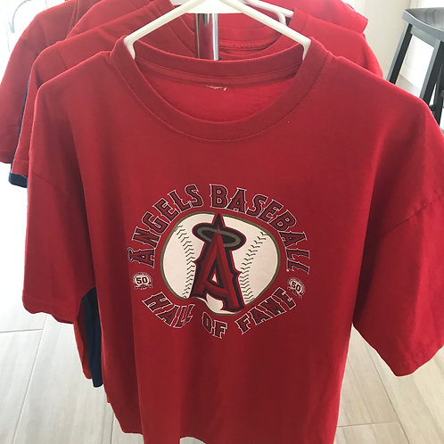 Angels Hall of Fame T-shirt - Adult XL