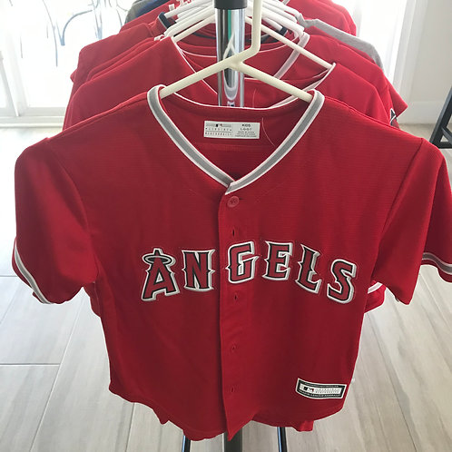 Mike Trout Jersey - Youth Large