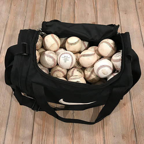 5 Dozen Synthetic Practice Balls