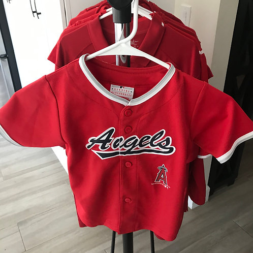 Angels Jersey - Size 3T