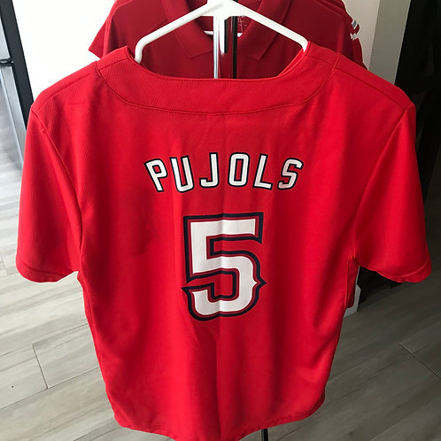 Albert Pujols Giveaway Jersey - Youth XL