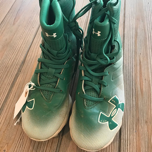 Under Armour Football Shoes - Size 4
