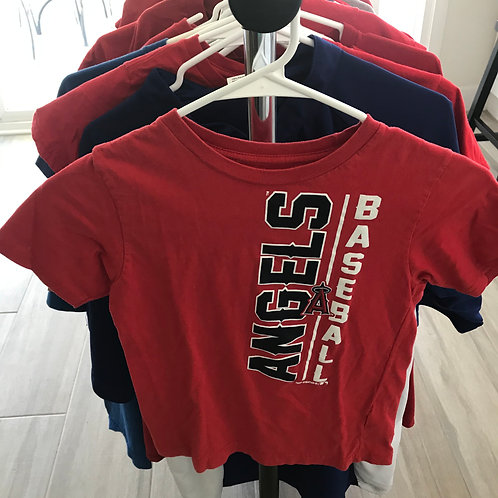 Angels Cotton T-shirt - Youth Small