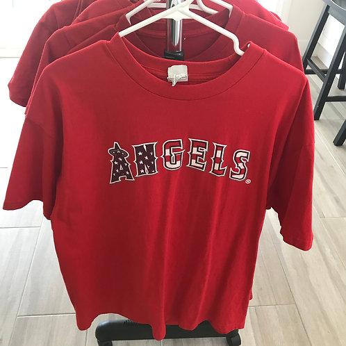 Mike Trout Patriotic T-shirt - Adult XL