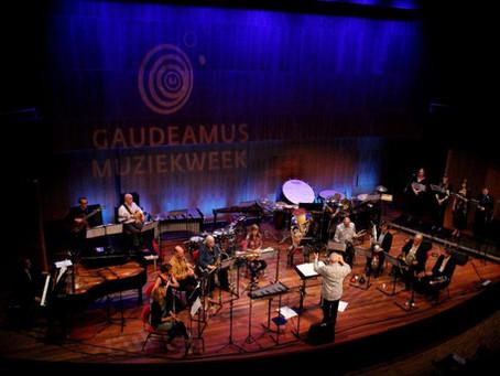 Premiere of STILL LIFE by Orkest de Ereprijs at Gaudeamus Muziekweek 2018