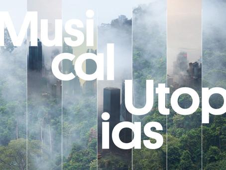 THE BURNING at Musical Utopias #2