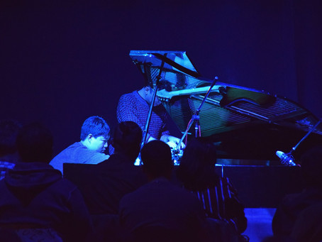 GHOST IN THE PIANO at Nova festival