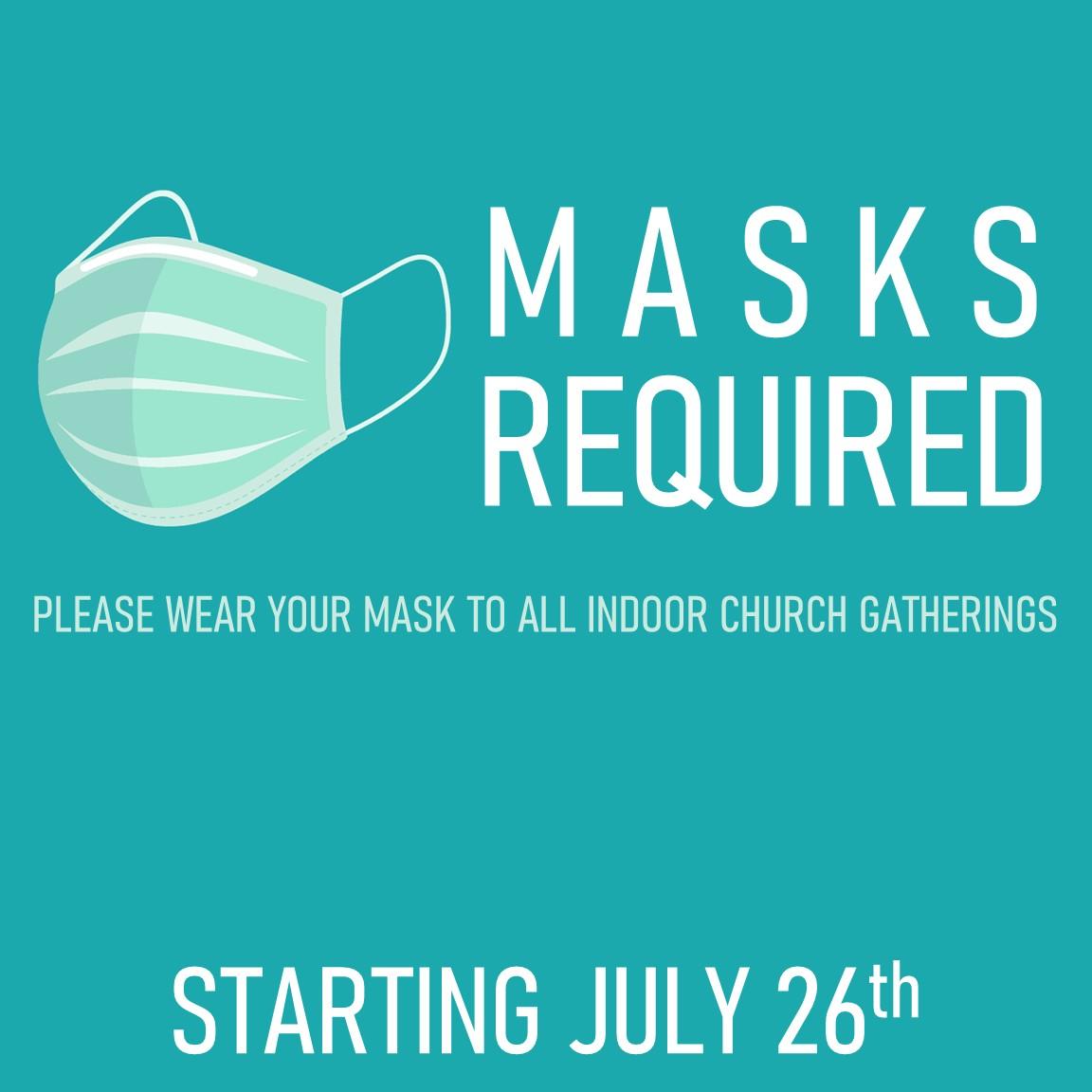 Wear a Mask 2020