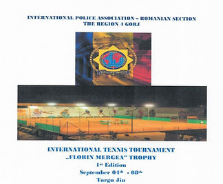 INTERNATIONAL TENNIS TOURNEMENT - FLORIN