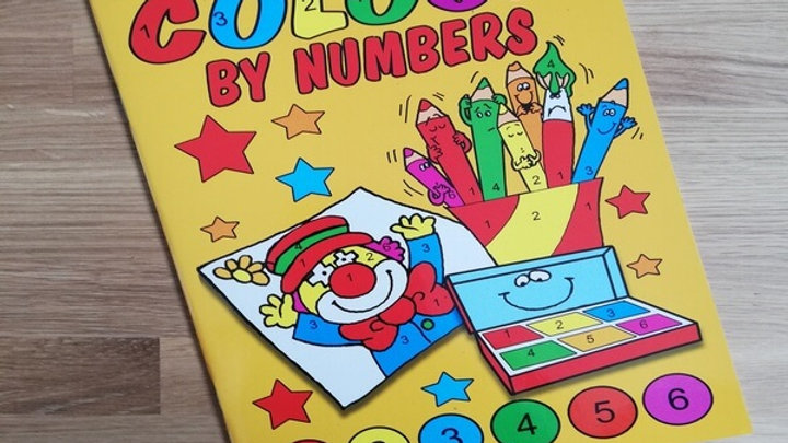 Colouring By Numbers