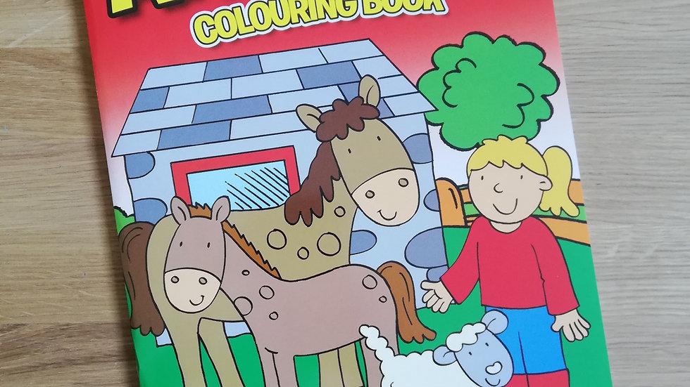 Animal Colouring Book