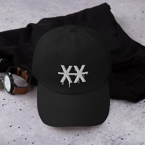 Scrap Yard White Logo Hat