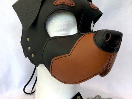 Doberman and Rottweiler Stand Hoods Available Sept 30th