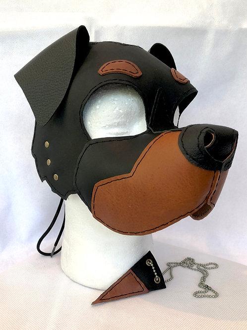 Rottweiler Puppy Hood