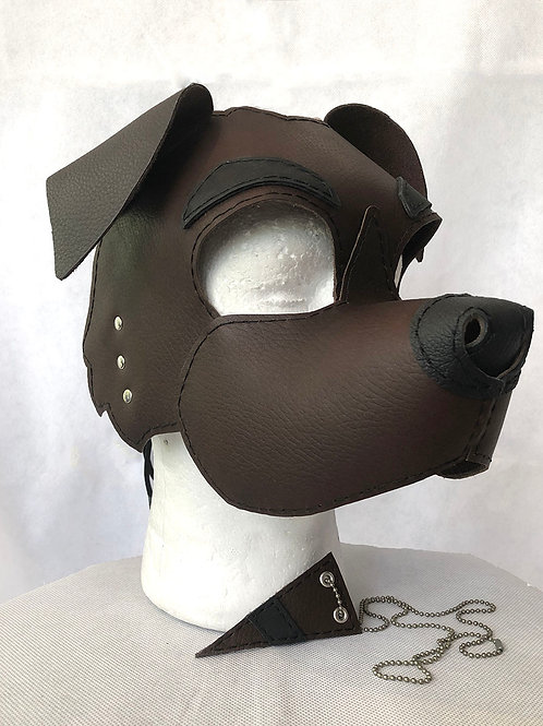 Chocolate Lab Hood