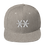 Thumbnail: Scrap Yard Snapback White logo Hat