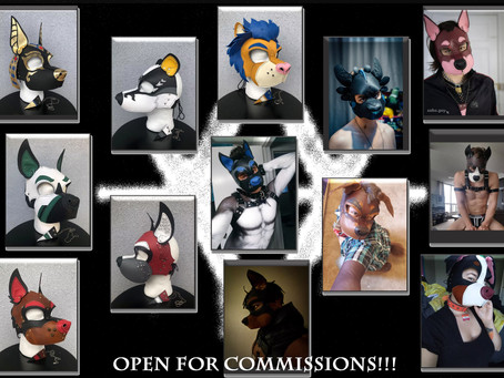 WE ARE OPEN FOR CUSTOM COMMISSIONS!!