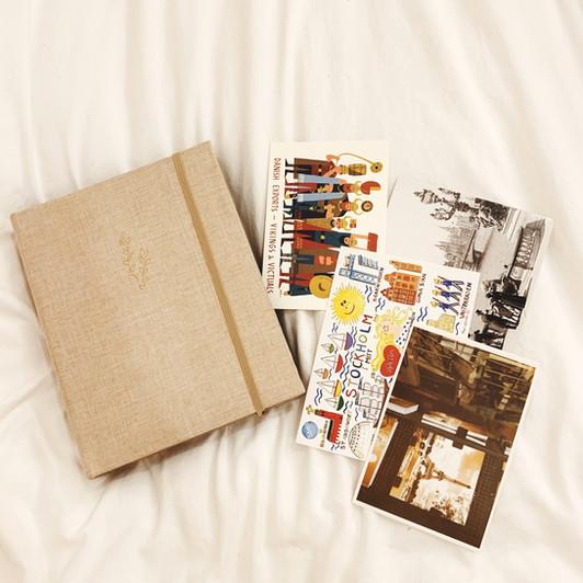 #MemoryKeepingChallenge: The Postcard Album