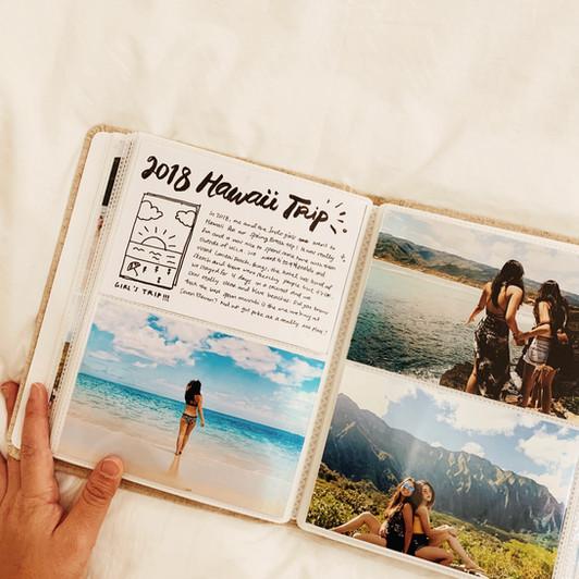 #MemoryKeepingChallenge: Make a Travel Photo Journal