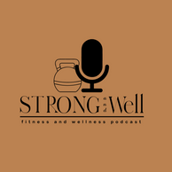 Strong and Well Logo