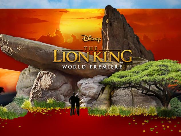 Lion King Photoshop Rendering