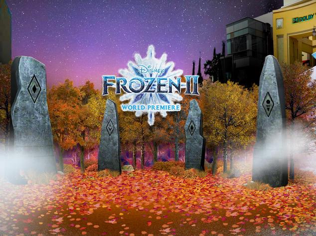 Frozen 2 Photoshop Rendering