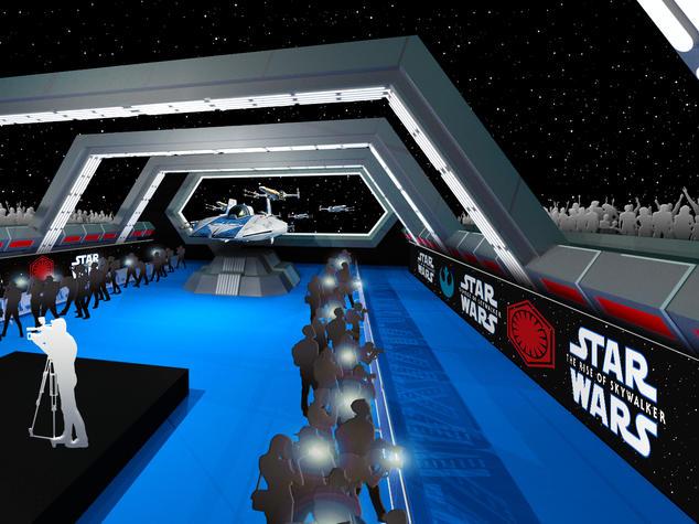 Star Wars Photoshop Rendering