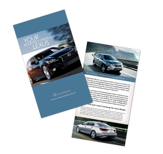 Lexus Key Packet