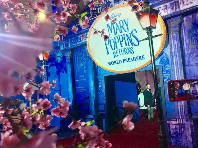 Mary Poppins Premiere