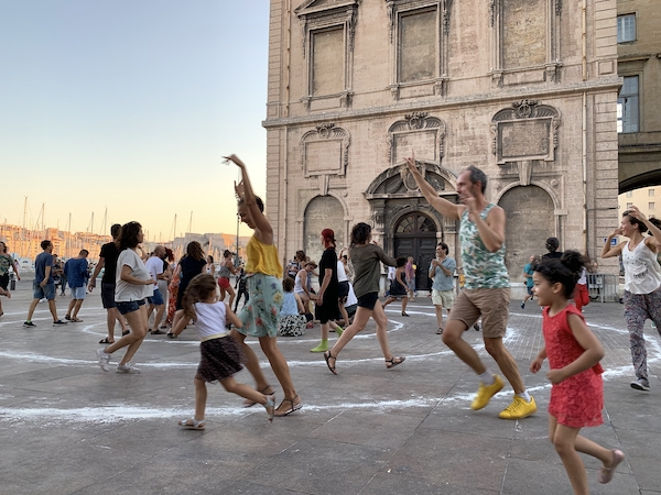 Planetary Dance Marseille 2020