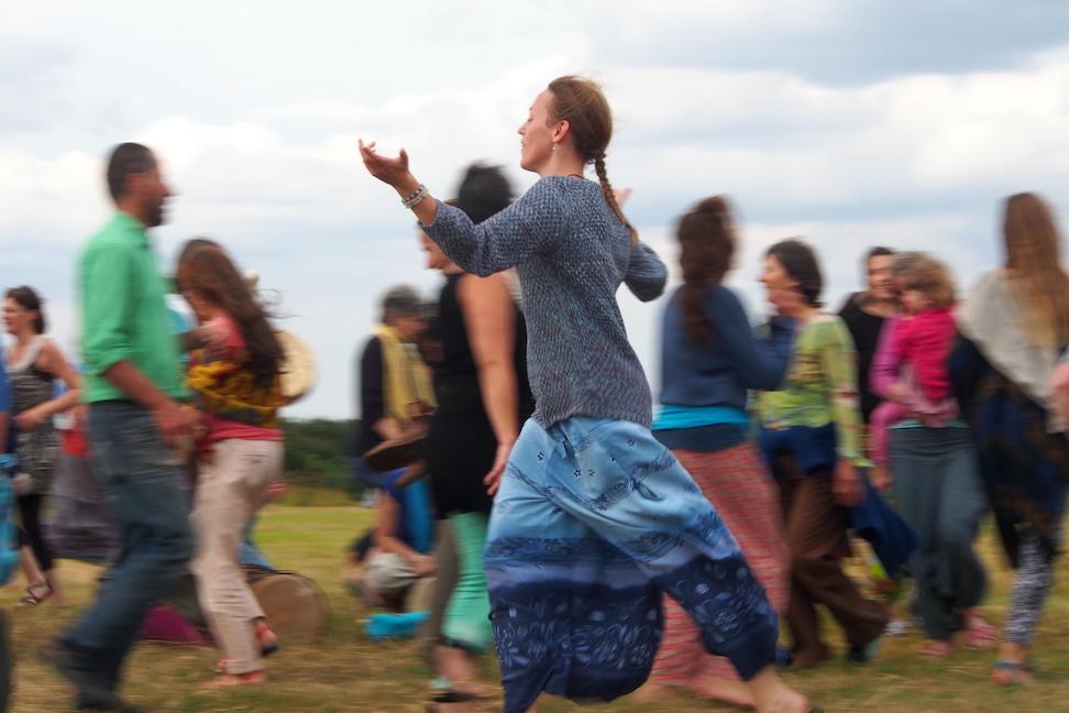 Planetary Dance Bretagne 2015