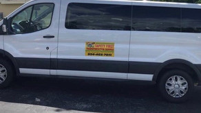 NEED A RIDE? CALL US TODAY