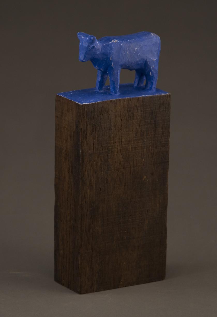 """Lone Bull"", 2013"
